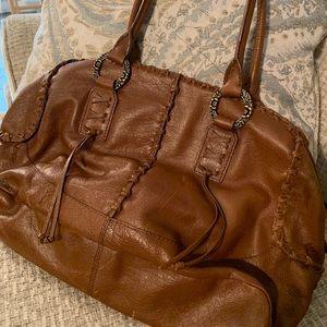 Gianni Bini Leather Bag